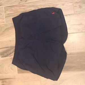 Polo Navy Blue Swim Trunks